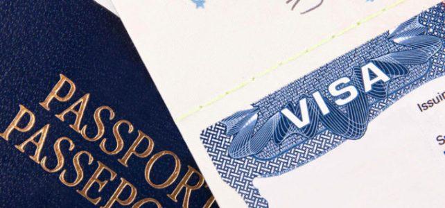 Blangko Paspor Visiting Study
