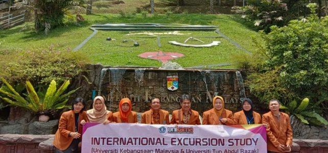 Program Pascasarjana Unikama Ajak Mahasiswanya Visiting Study ke Tiga Universitas di Malaysia